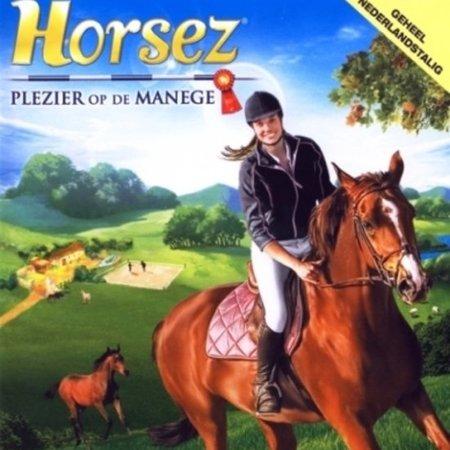 ps2 Horsez Plezier op Manege Playstation 2