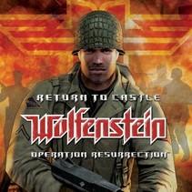 Return to Castle Wolfenstein - Operation Resurrection Playstation 2