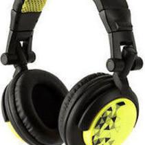 Griffin Mega Cans koptelefoon - geel/zwart