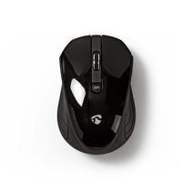 Nedis Draadloze muis | 1000 dpi | 3-knops | Zwart