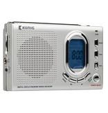 konig portable radio