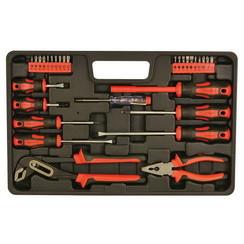 MVC Tools - schroevendraaierset 30 delig