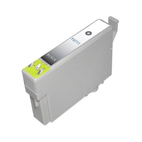 Epson Compatible Epson T0711 Inktcartridge (huismerk) – Zwart