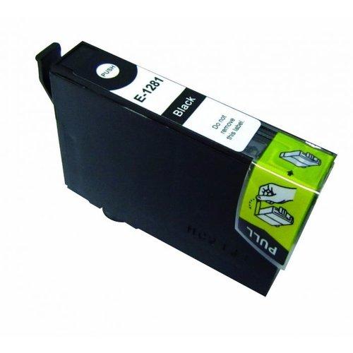 Epson Compatible Epson T1281 Inktcartridge (huismerk) – Zwart