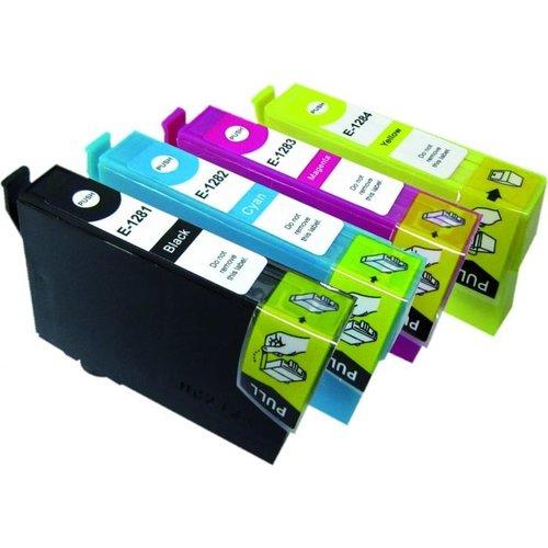 Epson Compatible Epson T1281 Inktcartridge (huismerk) – Multipack