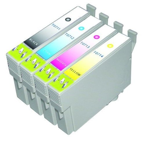 Compatible Epson 711 Inktcartridge (huismerk) – Multipack