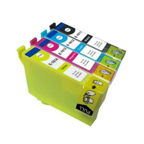 Epson Compatible Epson 18 XL Inktcartridge (huismerk) – Multipack