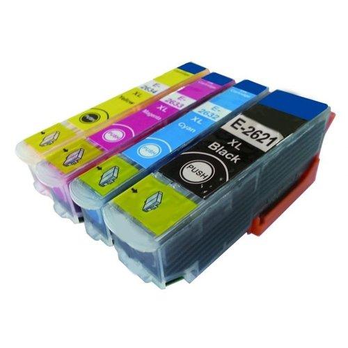Epson Compatible Epson 26 XL Inktcartridge (huismerk) – Multipack