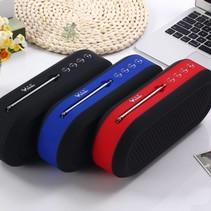 Daniu DS-7620 bluetooth speaker - blauw