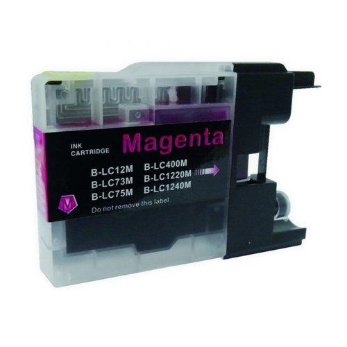 brother Compatible Brother LC 1240M Inktcartridge (huismerk) – Magenta