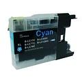 brother Compatible Brother LC 1280 C Inktcartridge (huismerk) – Cyaan