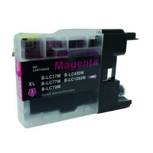 brother Compatible Brother LC 1280 M Inktcartridge (huismerk) – Magenta