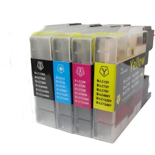 brother Compatible Brother LC-1240 Inktcartridge (huismerk) – Multipack