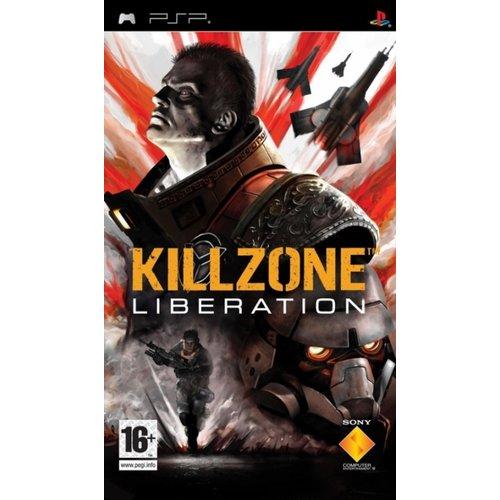 Sony killzone liberation