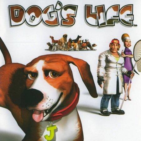 sony dog's life