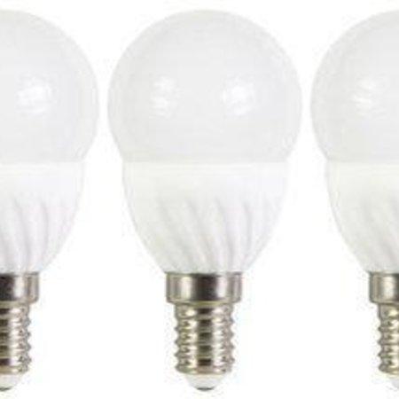 XQ-Lite XQ-lite XQ1156 LED Lamp – 3W – E14 Fitting – 245 Lumen – 5 Stuks