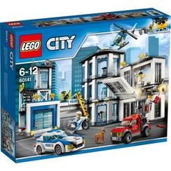 Lego City Politie bureau - 60141