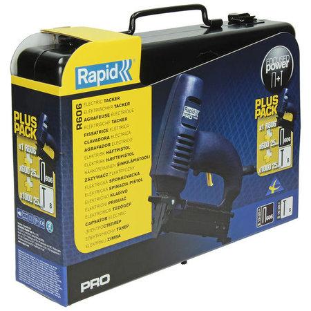 Rapid Rapid PRO R606 Elektrische Tacker