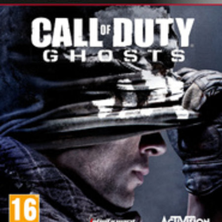 ps3 Call of Duty - Ghosts