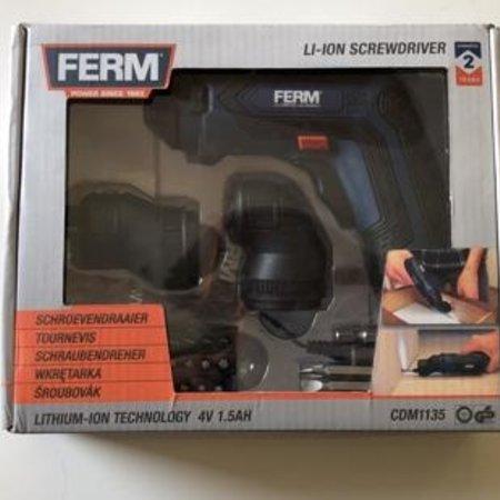 Ferm Ferm CDM1135 elektrische schroevendraaier