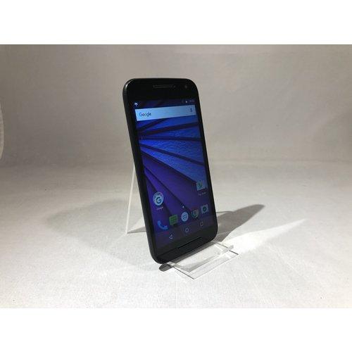 Motorola Motorola Moto G3 - 8 GB - Zwart