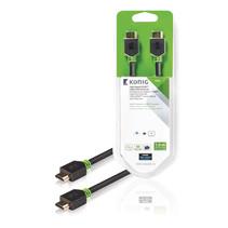 HDMI kabel 1 meter - zwart