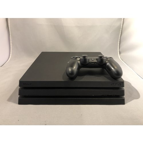 PS4 Playstation 4 PRO Console 1TB - Black