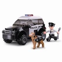 Bouwstenen Police Serie K9 Unit