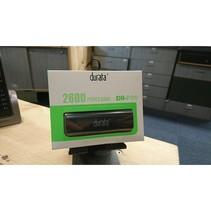 Durata Powerbank 2600mAh - Zwart