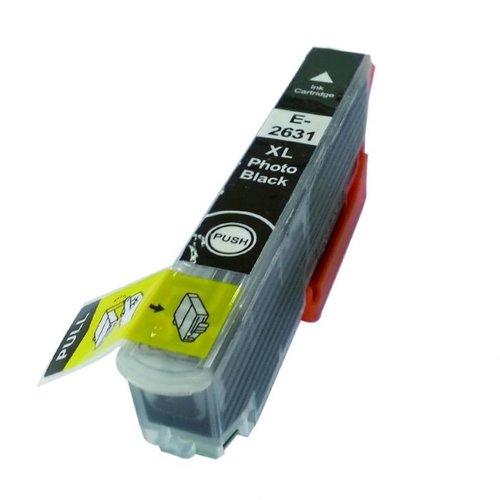 Epson Compatible Epson 26 XL Inktcartridge (huismerk) – Zwart