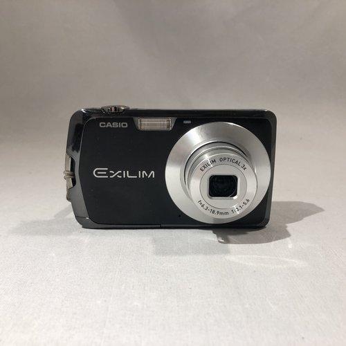 casio Casio Exilim Zoom EX-Z1 Zwart