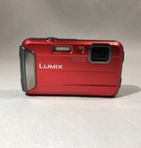 panasonic Panasonic LUMIX DMC-FT30 - Rood