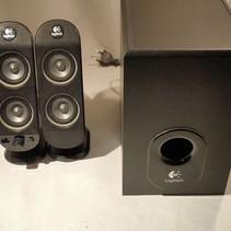 Logitech X-230 Speakerset
