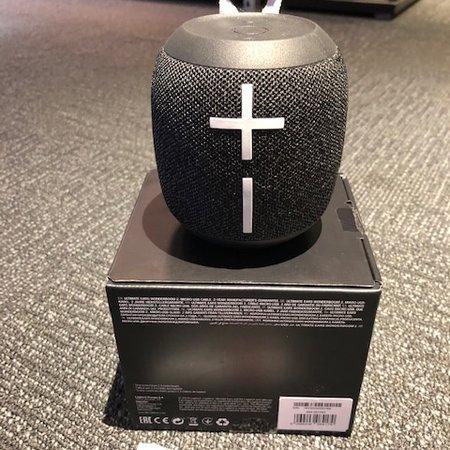 Ultimate Ears Ultimate Ears WONDERBOOM 2 - Bluetooth Speaker - Zwart