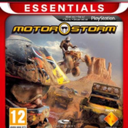 ps3 MotorStorm - Essentials