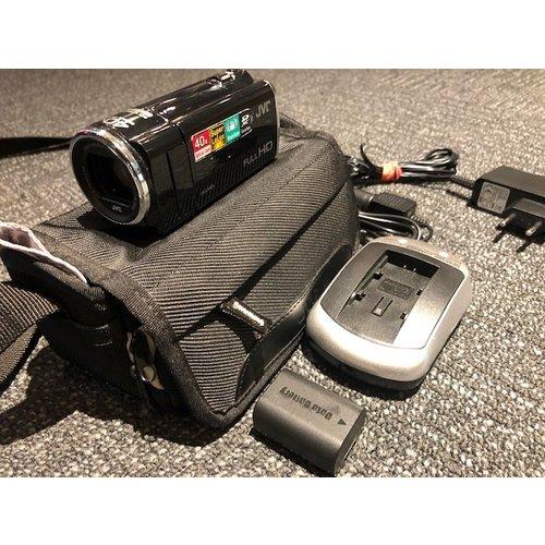 JVC Everio GZ-E105 Zwart Camcorder