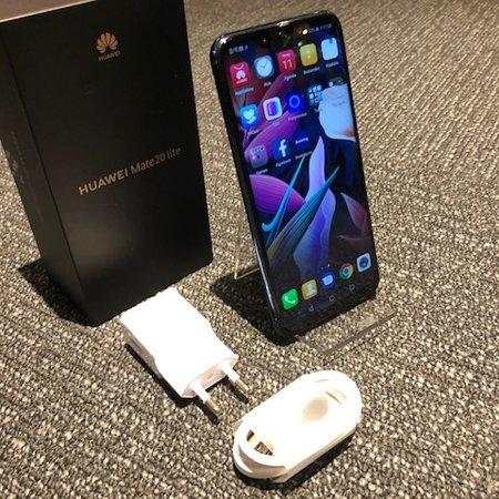 huawei Huawei Mate 20 Lite - 64GB - Blauw