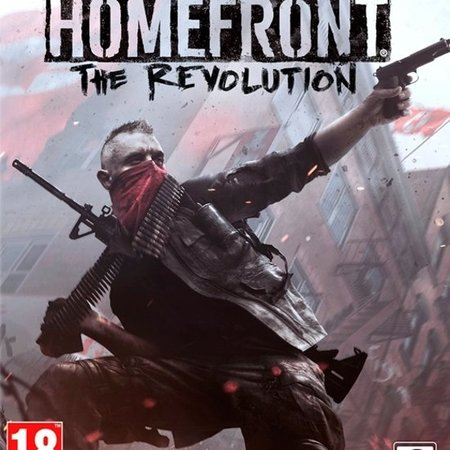 xbox Homefront: The Revolution - Day One Edition - Xbox One