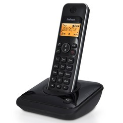 Profoon PDX-7900 - Single DECT telefoon - Zwart
