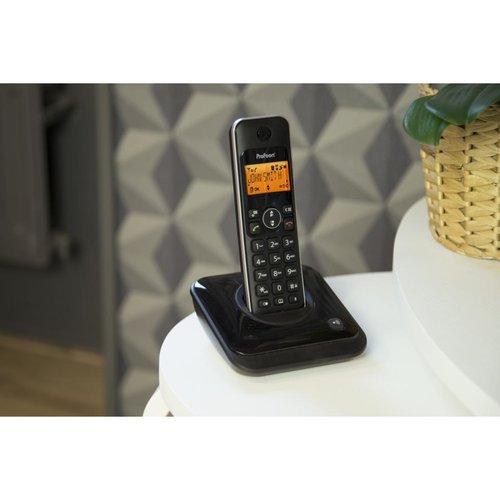 profoon Profoon PDX-7900 - Single DECT telefoon - Zwart