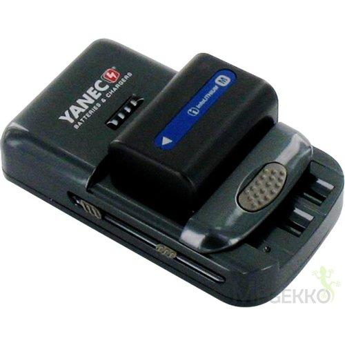 universele accu lader + USB