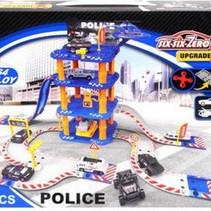 Politie garage