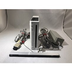 Wii console - wit