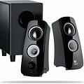 logitech Logitech Z323 - 2.1 Speaker System