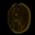 nedis Ronde wandklok | Diameter 40 cm | Fotolijst | Zilver