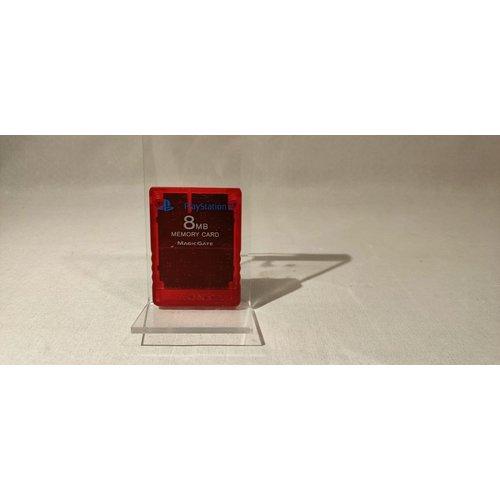 PS2 Playstation 2 Memory Kaart 8 MB