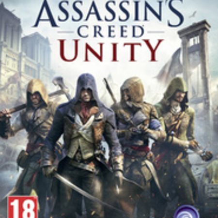 xbox one Assassin's Creed - Unity