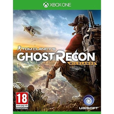 xbox one Ghost Recon - Wildlands