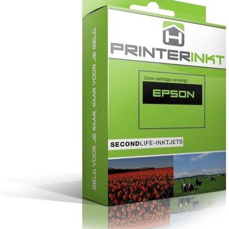Epson Epson 1291 inktcartridge (huismerk) - zwart