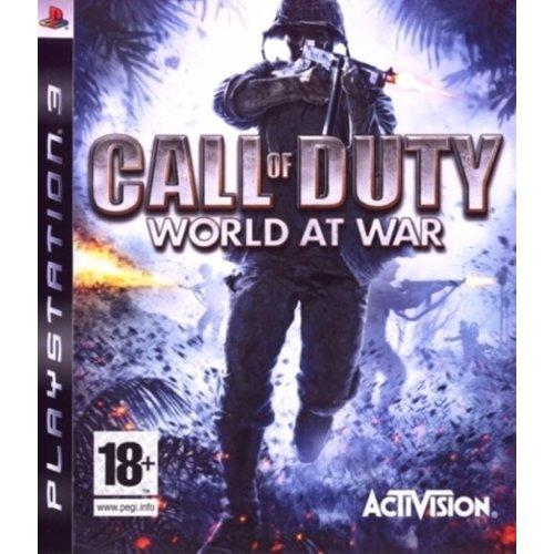 playstation Call Of Duty: World At War PS3